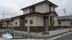 仙台市復興公営住宅設計業務