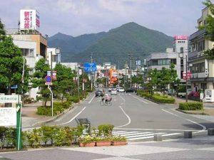 天童駅前線整備計画